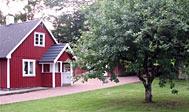 Sommerhus til leje øst for Helsingborg, Sverige