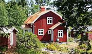 Hytte i Halland – til både vinter og sommer