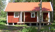 Børnevenlig hytte i Småland, Sverige