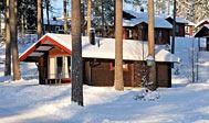 Hytter i Isaberg Fritidsby udlejes