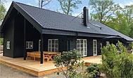Lake House - dejligt svensk træhus ved lille sø
