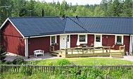 Eksklusivt feriehus i Småland, Sverige