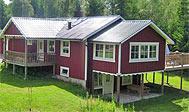 Feriehus i særklasse i Småland, Sverige