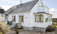 Mölles Kaptenshus - charmerende hus 200 m fra havnen i Mölle
