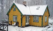 Sommerhus / skihytte på Vallåsen