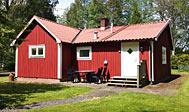 Sommerhus ved Alsterån i Småland