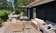 Swedish House - dejligt svensk ved Hallandsåsen