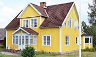 Sommerhus til 9 personer ved Värnamo i Småland, Sverige