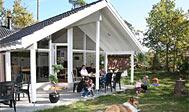 Sommerhus til 14 personer på Øland