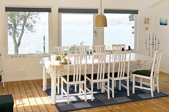 Sommerhus til 10 personer på ø i skærgården ved blekinge