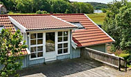 Sommerhus til 10 personer ved Marstrand, Bohuslän