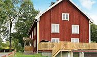 Feriehus ved Aneby i Småland til 12 personer