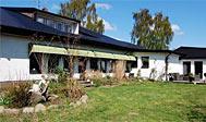 Sommerhus ved Tomelilla i Österlen til leje