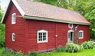 Feriehus ved Katthult og Vimmerby i Småland til 8 personer