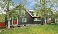 Feriehus i Visseltofta i det nordlige Småland til 10 personer