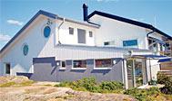 Sommerhus til 10 personer på Sveriges vestkyst
