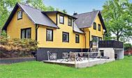 Feriehus til 12 personer ved Göstorpshult i Halland