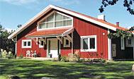 Sommerhus på Aspö i skærgården ved Karkskrona
