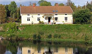 Sommerhus i Marieholm til 14 personer