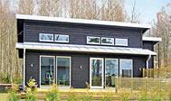 Nybygget sommerhus til 10 personer ved Bolmen