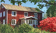 Feriehus til 10 personer ved Urshult i Småland
