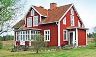 Sommerhus ved Mariannalund i Sverige