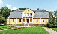 Sommerhus til 16 personer ved Älmhult i Småland