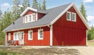 Feriehus ved Ryssby i Småland til 10 personer