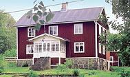 Sommerhus ved Kristdala i Småland til 10 personer