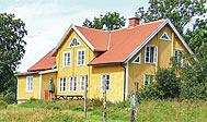 Sommerhus ved Fågelfors til 16 personer