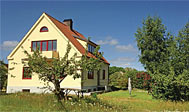 Sommerhus i Kivik i Sverige