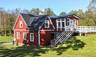 Sommerhus i Traryd i Småland til ni personer udlejes