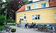 Ängelholms Vandrerhjem i Skåne, Sverige