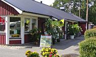 Bromölla vandrehjem & camping ved Ivösjön i Skåne, Sverige