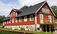 Klåveröds Vandrerhjem på Söderåsen i Skåne