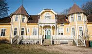 Villa Söderåsen B&B og vandrehjem i Skåne, Sverige