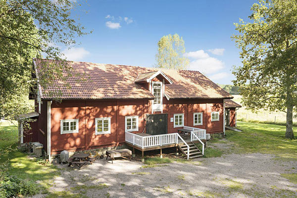 Vartorps Gårds Vandrehjem og B&B