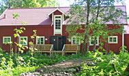 Vartorps Gårds Vandrehjem i Småland, Sverige